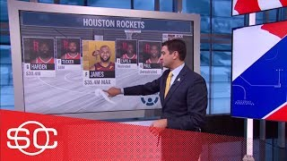 How the Houston Rockets can trade for LeBron James   SportsCenter   ESPN