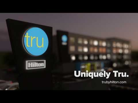 Tru by Hilton makes international debut