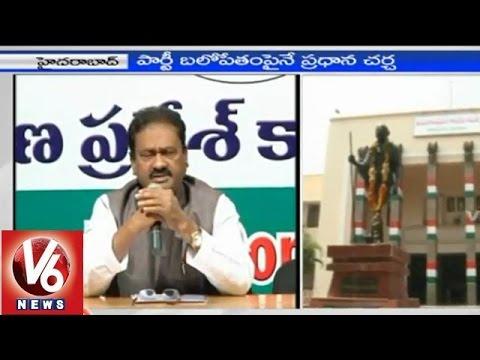 Digvijaya Singh plans 3 days visit to Hyderabad (17-01-2015)