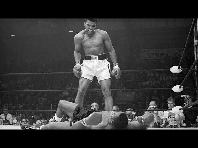 Muhammad Ali - Amazing Speed