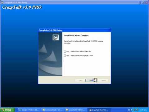 (ZARCOS123) Descargar e Instalar Crazy Talk 5 Full en Español