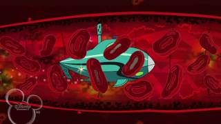 Watch Phineas  Ferb Hemoglobin Highway video