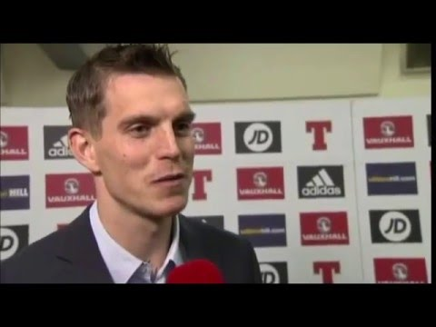 Daniel Agger: I should have kicked it away post Scotland 1-0 Denmark interview 29/03/16