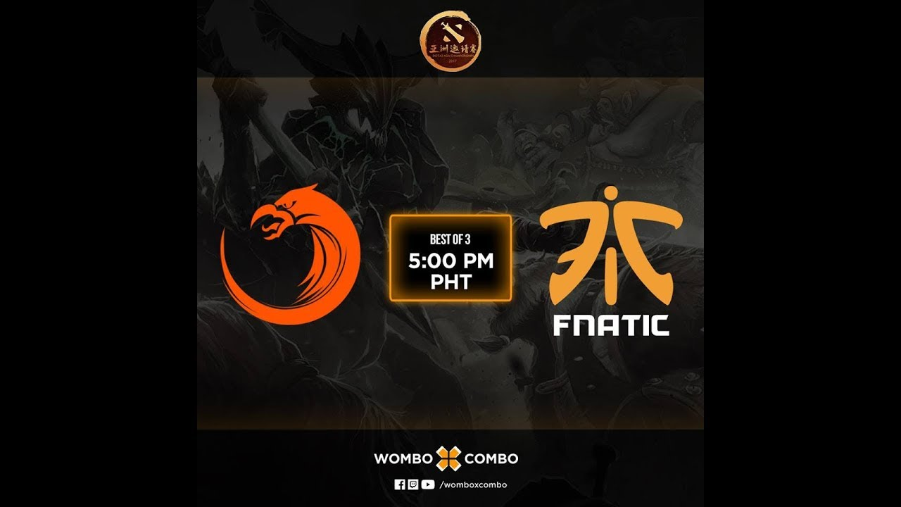 TNC Pro team vs Fnatic Game 3 (BO3) l DAC 2018 SEA Qualifiers