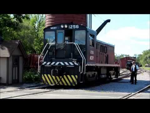 A Day with the Crew at Mid-Continent Railway Museum
