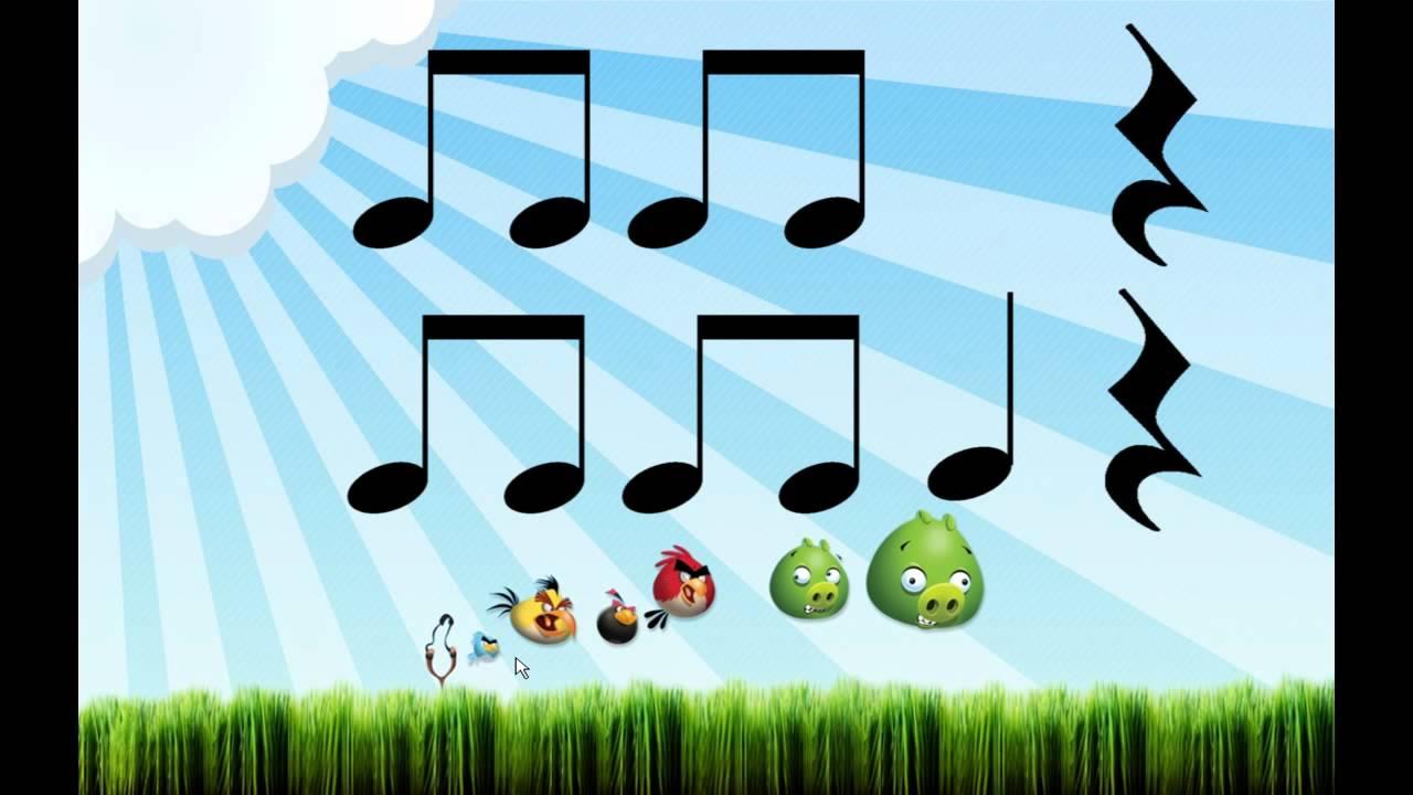 Ejercicios Ritmicos Para Niños Ejercicio Musical Para Niños