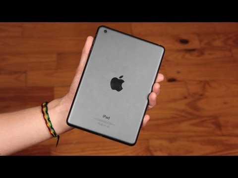 My iPad Mini Review