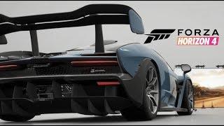 Forza Horizon 4 - Cinematic Gameplay - 4k Graphics
