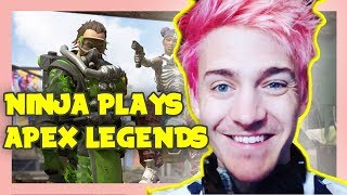 ⭐Ninja plays Apex Legends and Shroud rates the Characters⭐