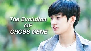 The Evolution of CROSS GENE (????)