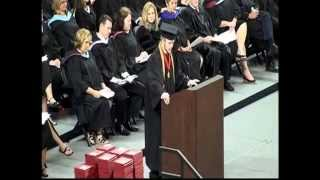 LHS Graduation valedictorian speech-prayer