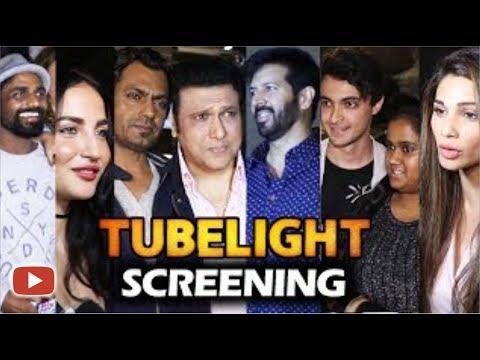 """Tubelight"" Movie Celebrity Review | Salman Khan | Sohail Khan | Kabir Khan"