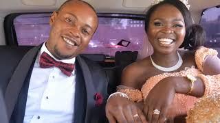 Prophetess Happiness's wedding photo speech....