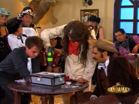 KED EL HOMBRE MAGIA EN BANDAMAX DE TELEVISA