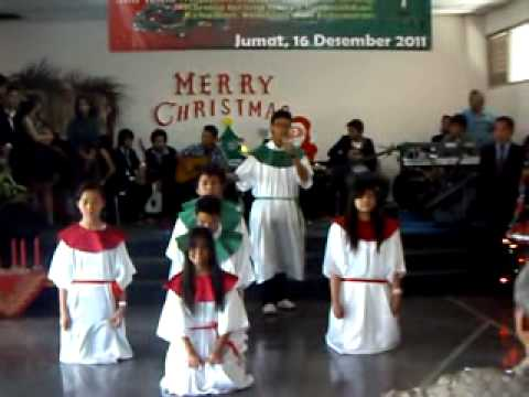 Liturgi Salib @Natal sma3pskd on Dec 16, 2011