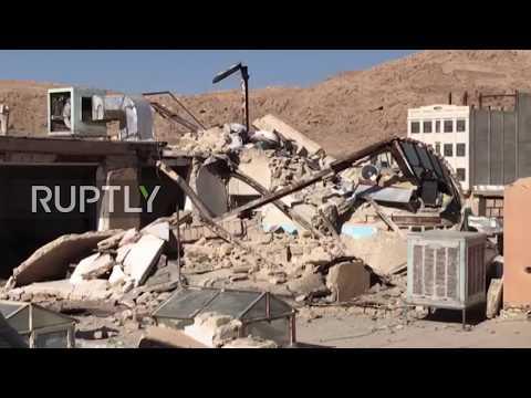 Iran: Death toll in Iran-Iraq tremor jumps to 530