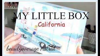 My little Box | California | Juni 2017 | Der Postbote hat geklingelt!  | beautyoverage Astrid