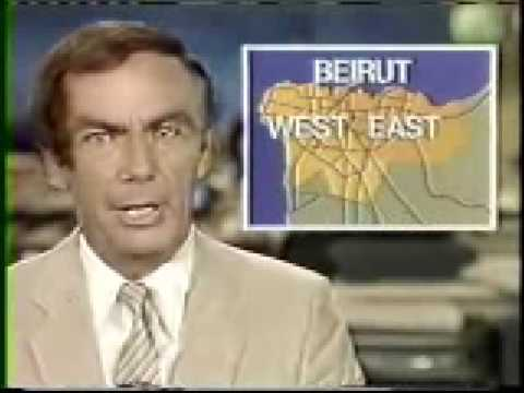 ABC news 1982 about the lebanese christian forces and east beirut