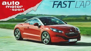 Peugeot RCZ-R: Zu Recht ohne Nachfolger? Fast Lap | auto motor und sport