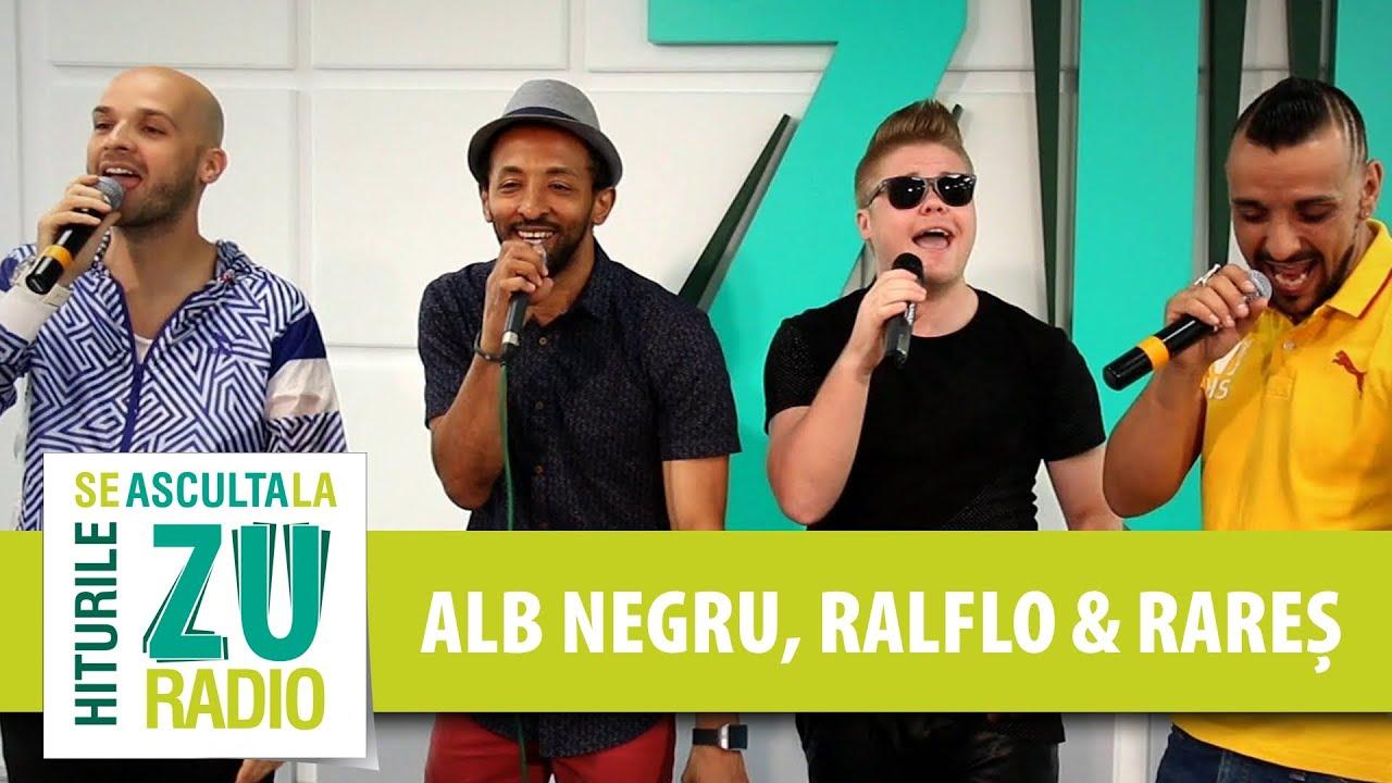 Alb Negru feat. Ralflo & Rares - Love, Love (Live la Radio ZU)