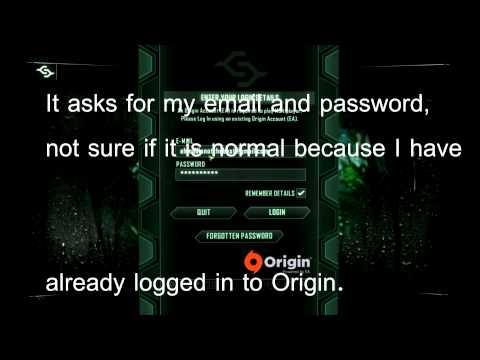 Crysis 3 Beta Freezing on Login (PC)