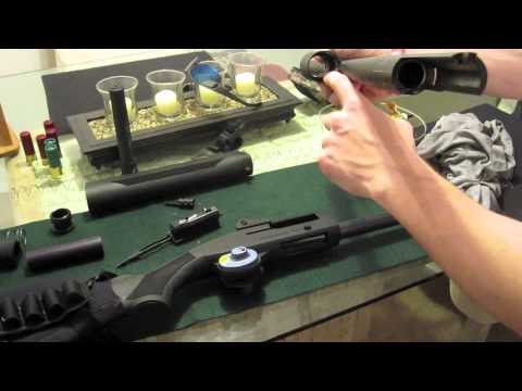 Mossberg 930 SPX Field Strip. Cleaning. Reassembly