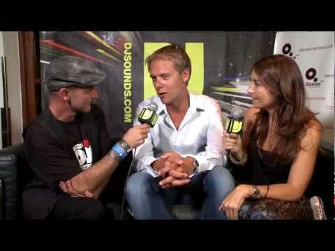 Armin van Buuren @ The DJ Awards 2011