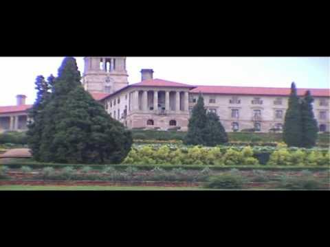 Uniegebouwen te Pretoria