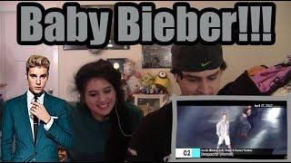 """Justin Bieber - Music Evolution (2009 - 2017)"" | COUPLE'S REACTION!"