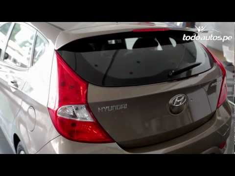 Hyundai Accent Hatchback en Perú I Video en Full HD I Todoautos.pe