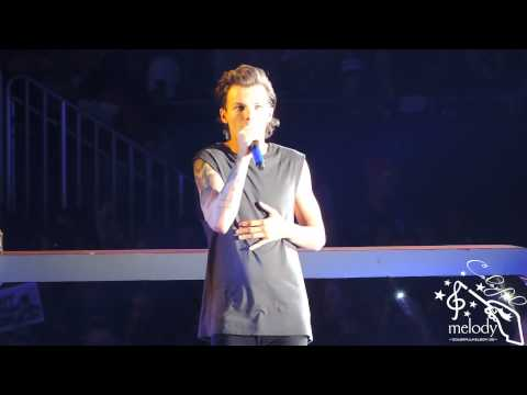 One Direction - Moments LIVE 8/29/14 in Chicago