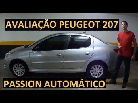 Peugeot 207 Passion XS Automatic 2010