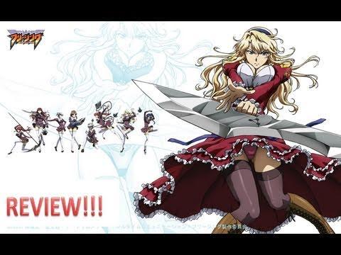 Gamefreak Anime Reviews - Freezing Anime Review