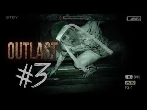 KALP FITIĞI! - Outlast Gameplay Walkthrough Playthrough | Part 3