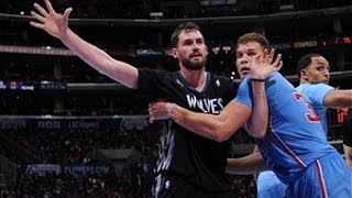 Kevin Love's Amazing Stat Line Versus the Clippers