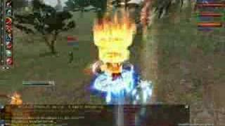 Knight Online Cyper BLESSED CHİLD PK
