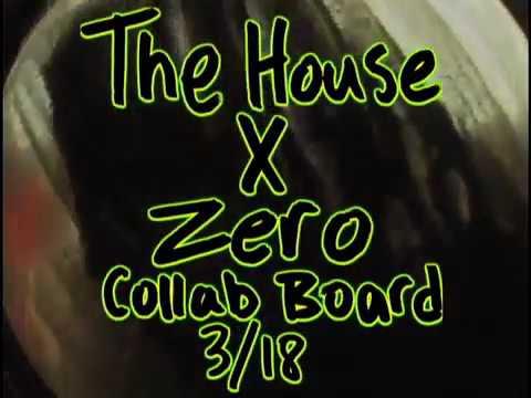 ZERO x HOUSE OF VISTA collab spray day
