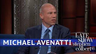 Michael Avenatti Presents New Evidence Against Michael Cohen