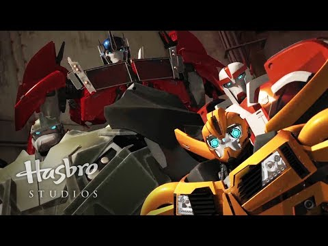 Transformers: Prime - Trailer 1