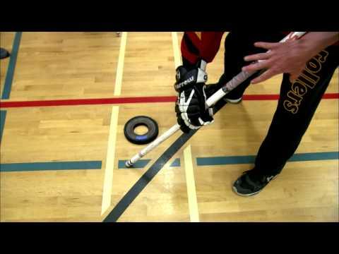 hockey intérieur - Mises au jeu