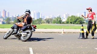 Curso Avançado de Pilotagem de Moto do CTPSC