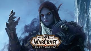 World of Warcraft: Shadowlands | ТРЕЙЛЕР (на русском)