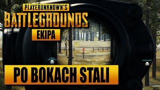 EKIPA PlayerUnknown
