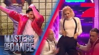 Commercial Dance Battle zu Michael Jackson - Bad | Masters of Dance | Battle | ProSieben