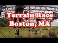 Terrain Race  - Boston, MA - All Obstacles