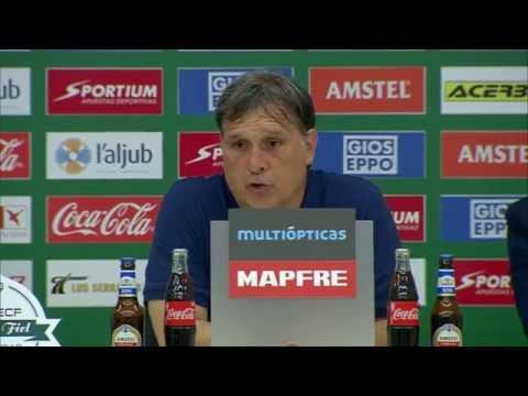 Gerardo Tata Martino: Zwei Partien gleichzeitig gespielt   FC Elche - FC Barcelona 0:0