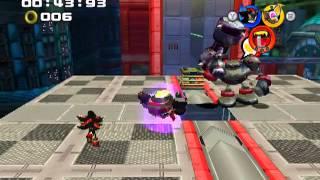 Прохождение игры sonic heroes команда дарк