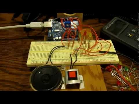 Arduino Foxbox for Amateur Radio - In progress