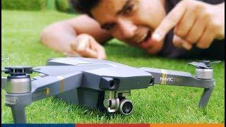 EL MEJOR DRON DEL MUNDO!! DJI Mavic Pro