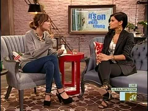 Nelly Furtado - Interview 